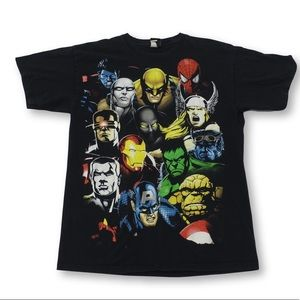 Other - Classic Distressed Marvel T